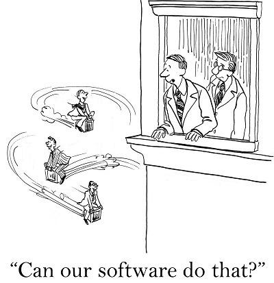 Technology change comice