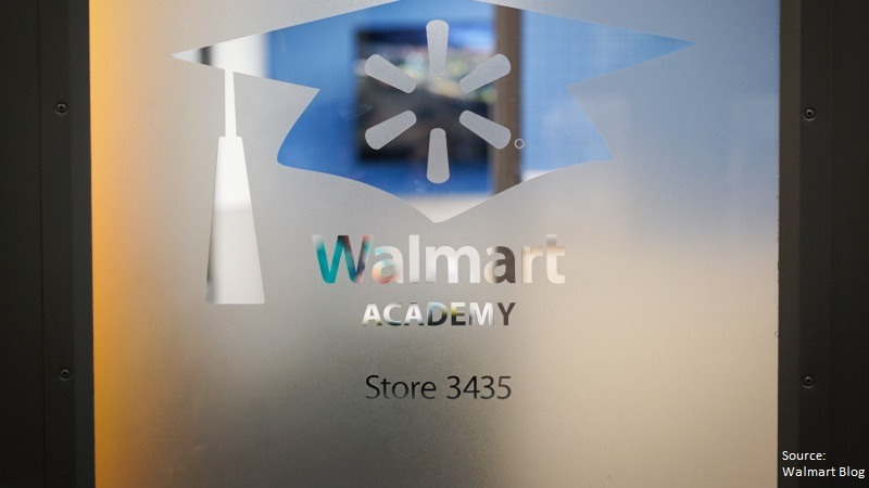 Walmart Academy